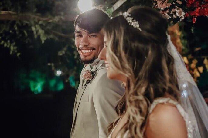 casamento do jogador Lucas Paquetá