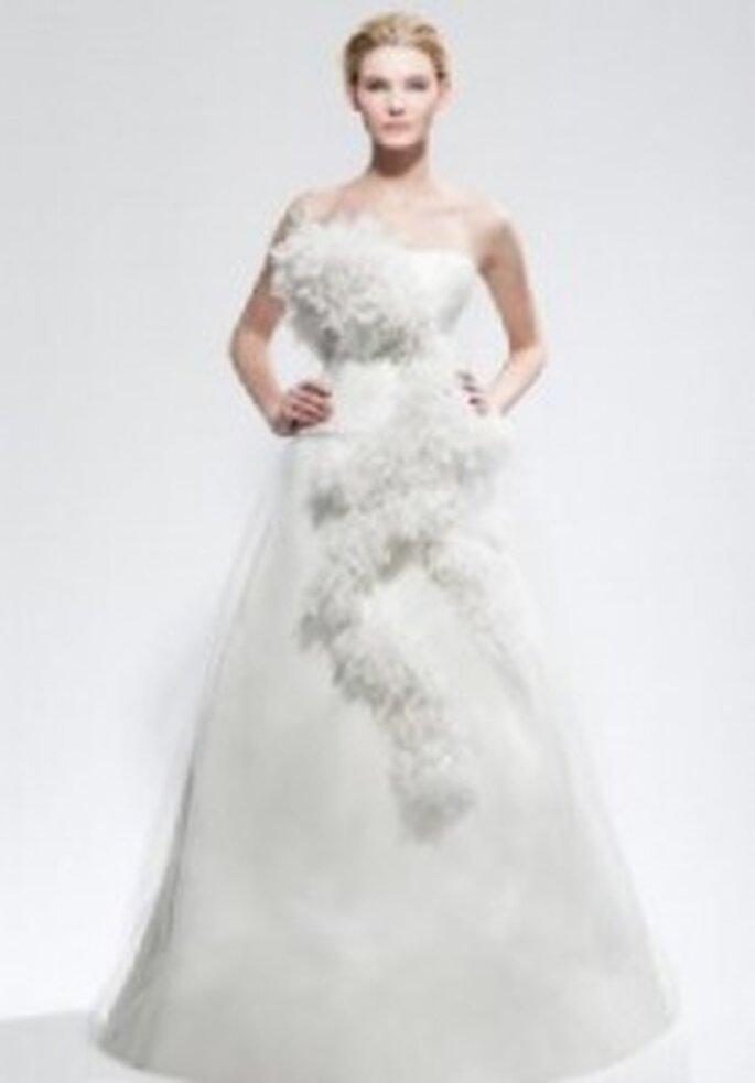 Robes de mariée Marchesa 2010 - Flora