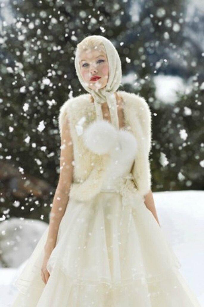 8 razones para casarse en invierno