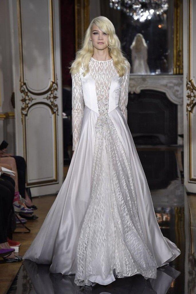 Los más hermosos vestidos de novia de las colecciones alta costura - Foto Loris Azzaro