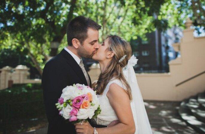 Relajate si te sientes estresada por organizar tu boda - Foto Focine de Boda