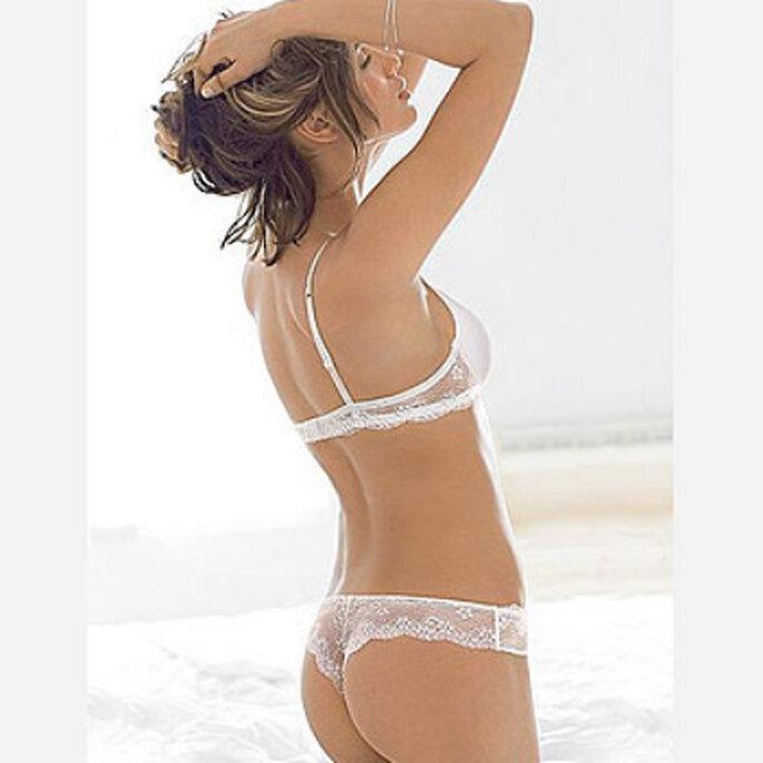 Sexy Lingerie für die Hochzeitsnacht von Chantelle