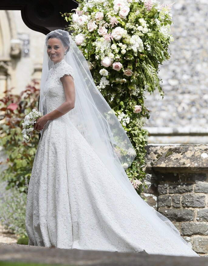 Boda Pippa Middleton y James Matthews.