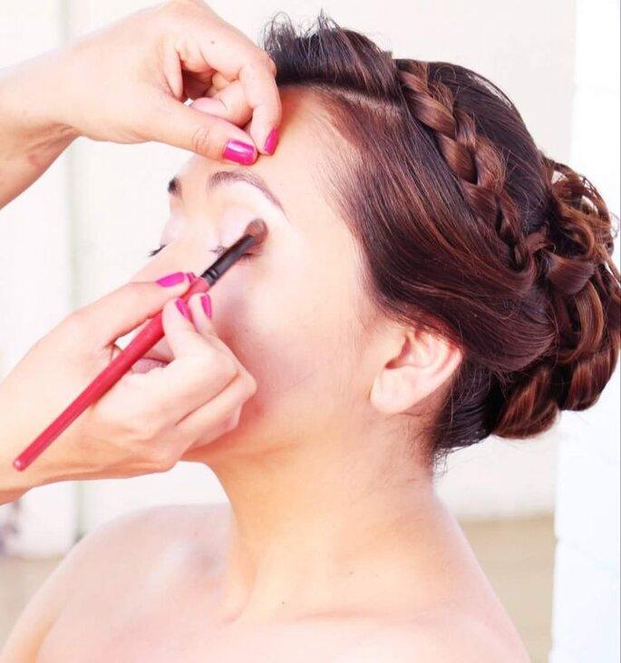 Patricia A, Pelo y Maquillaje