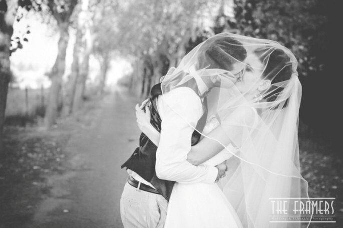 Il matrimonio con il tema dei supereroi - Foto: The Framers