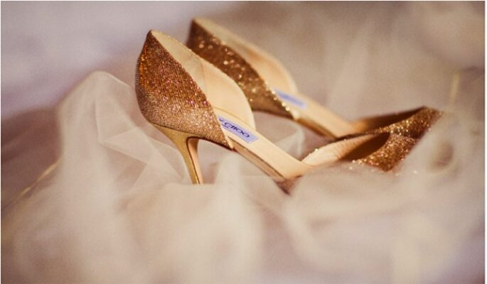 Presume tus increíbles zaopatos de novia en lindas tomas - Foto Mi Belle