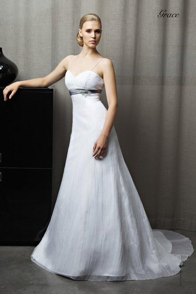 Robes de mariée Bochet Créations 2010 - Grace