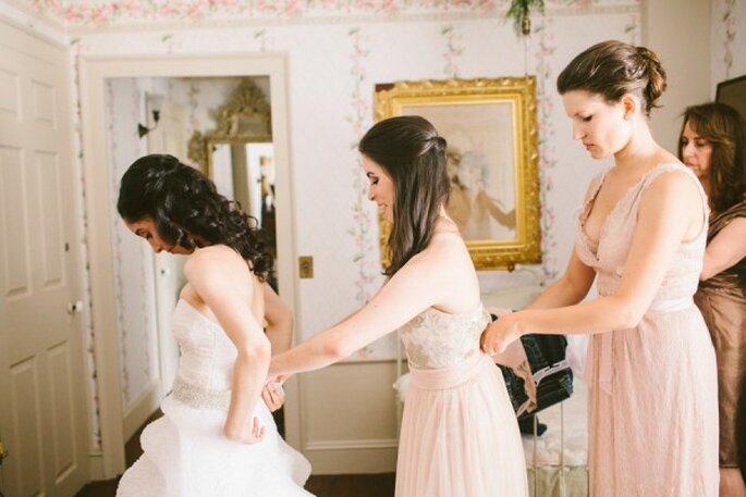 10 secretos escondidos de las bodas - Foto Rebecca Arthurs