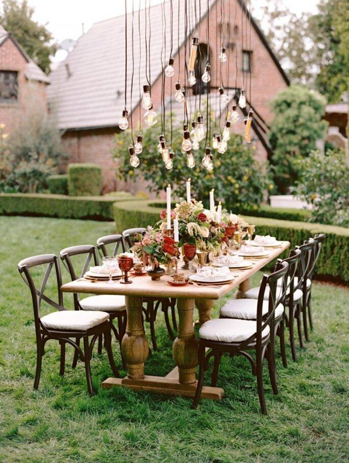 7 ventajas clave de contratar a un wedding planner - Foto Marisa Holmes