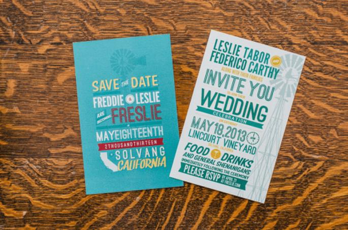 5 tipografías gratuitas para tus invitaciones de boda. Fotografía sweet little photographs