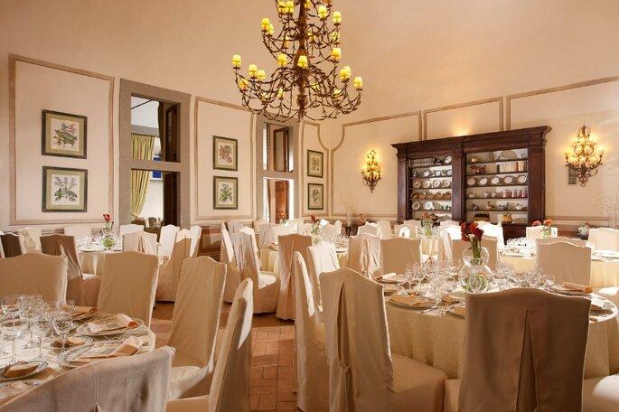 Villa Grazioli - Sala banchetti