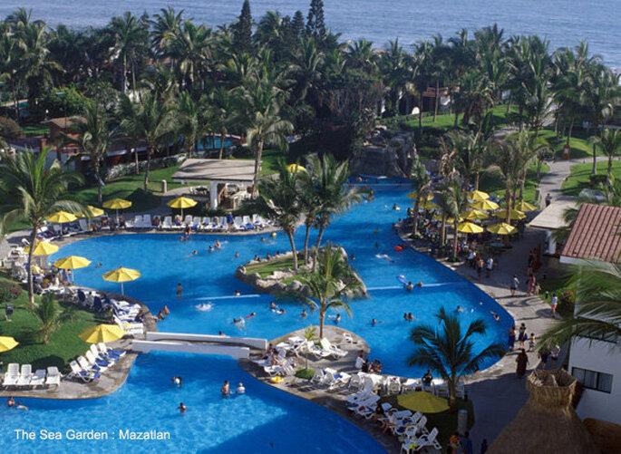 Ocean Breeze Hotels Mazatlán