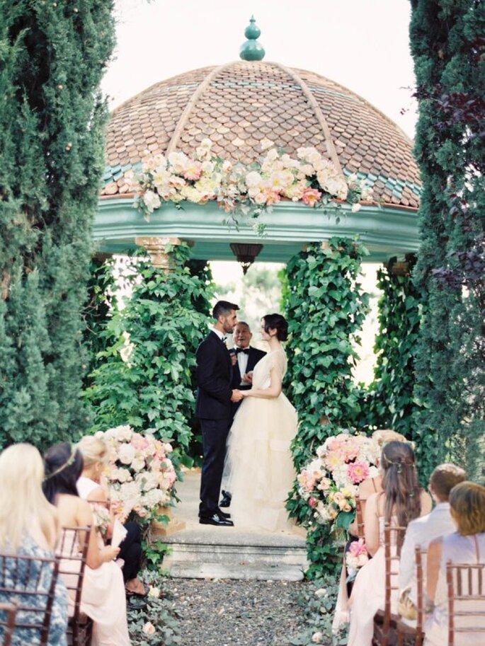 La relación entre los gastos de la boda y la duración de tu matrimonio - Foto Sandoval Studios