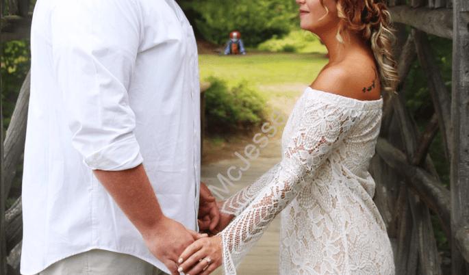 Casal com palhaço