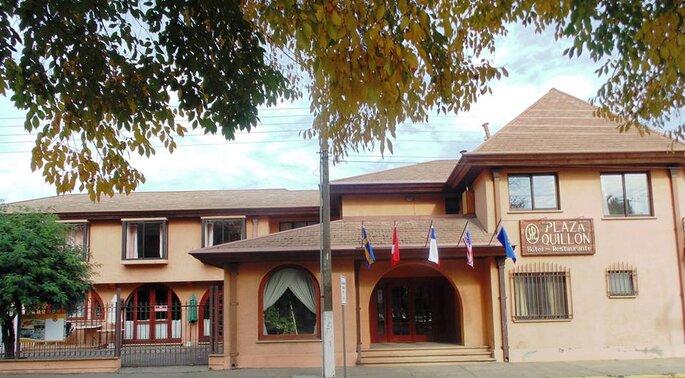 Hotel Plaza Quillón