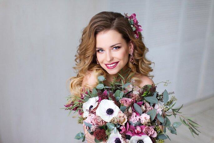 Свадебный стилист-визажист Надежда Борисова