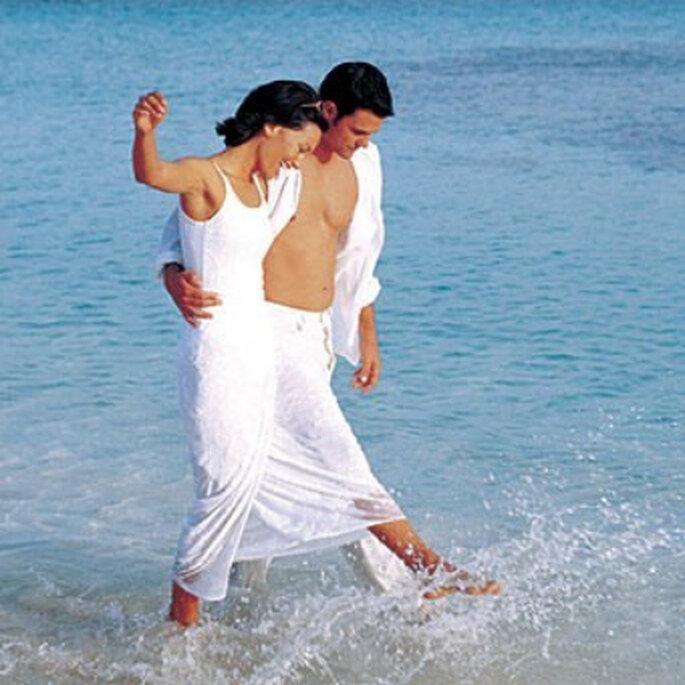 Para iniciar con aventuras, la aventura del matrimonio