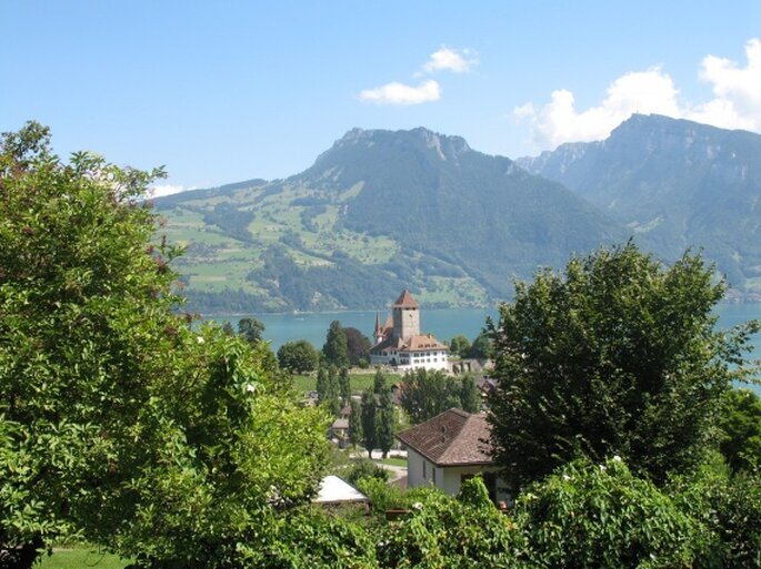Mariage à la montagne : un cadre de rêve assuré