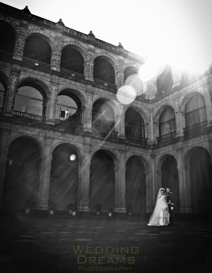 Elige un lugar público de encanto para celebrar tu boda - Foto Wedding Dreams