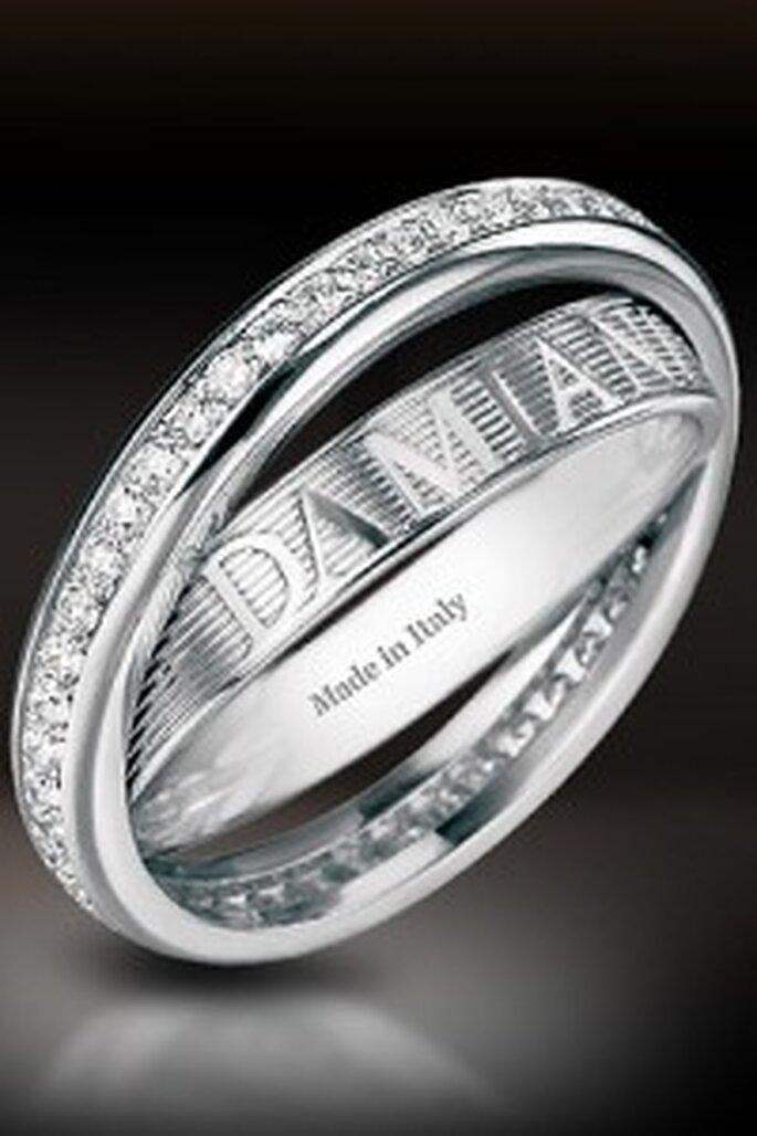 alliance de mariage Diamani