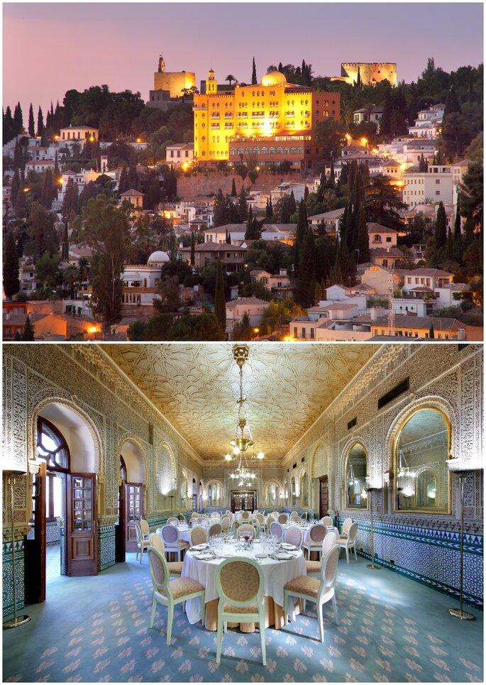 Hotel Alambra Palace