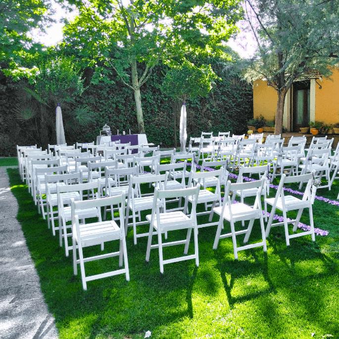 El Jardín de Tegueste hotel bodas Madrid