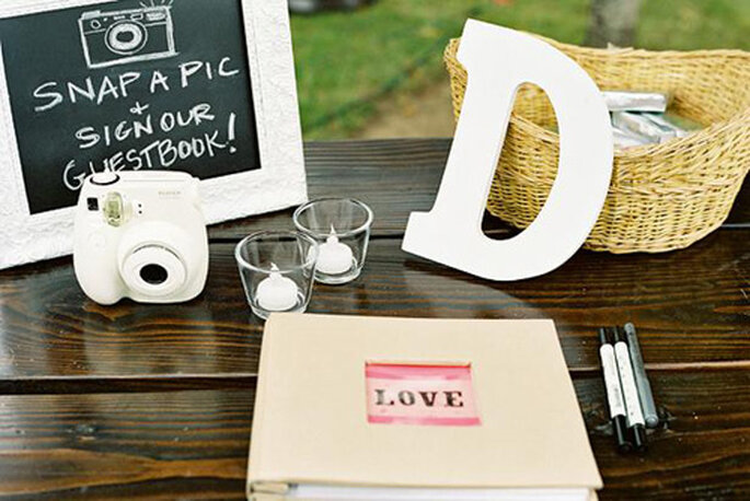 Be Our Guest: Cool and Creative Wedding Guest Book Ideas