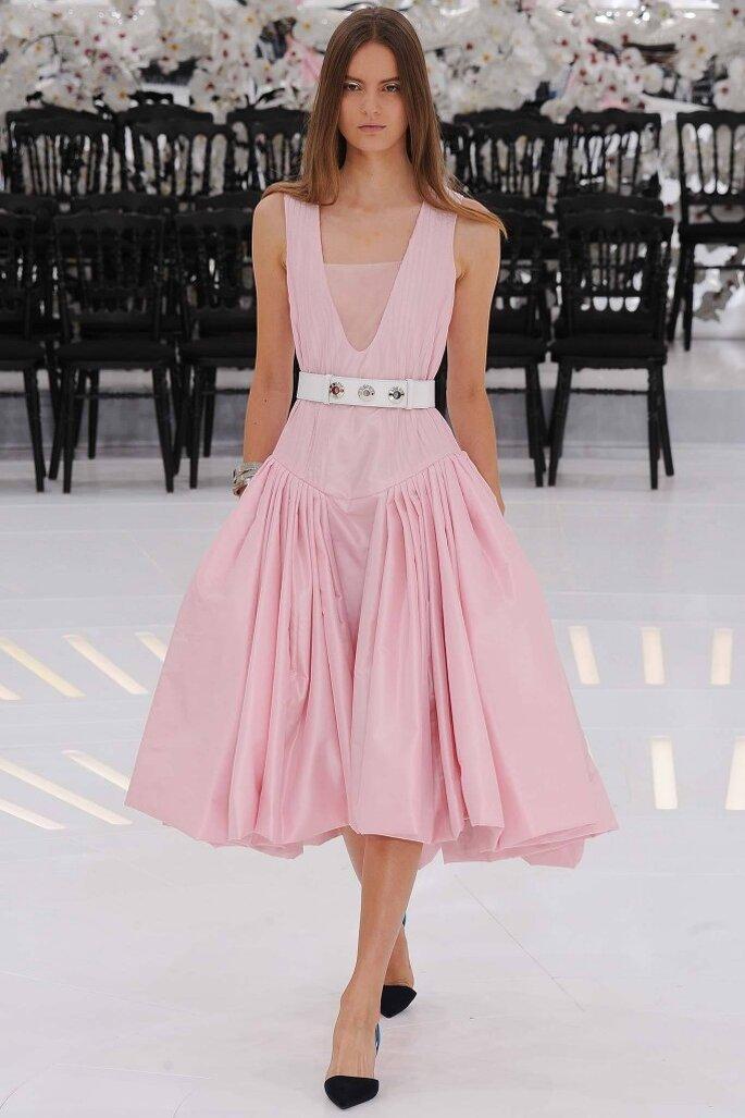 Riqueza histórica desde la colección de Christian Dior Haute Couture ...