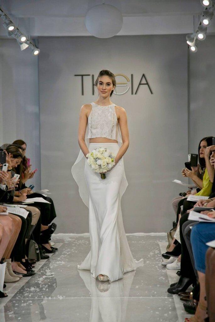 12 vestidos de novia que estarán de moda en 2015 - Theia