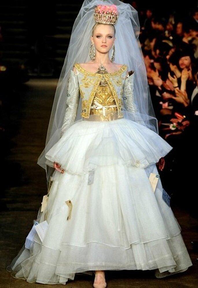 Abito sposa Lacroix
