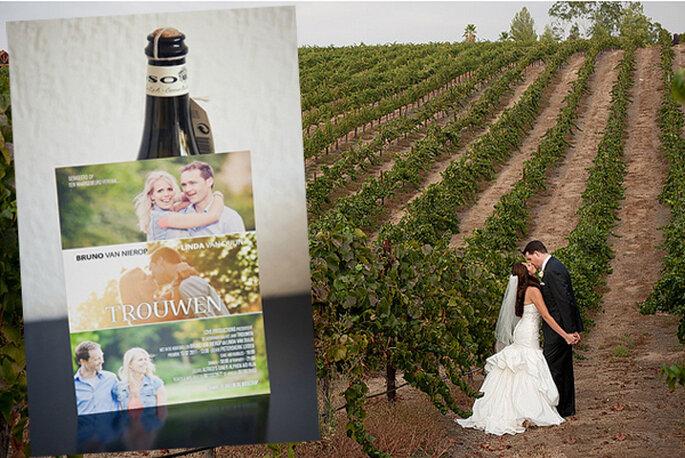 Temática de viñedo. Foto: Rings Trouw & Eileen Rivard
