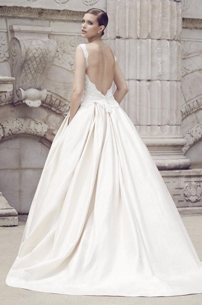 Las tendencias más grandiosas en vestidos de novia 2015 - Paloma Blanca