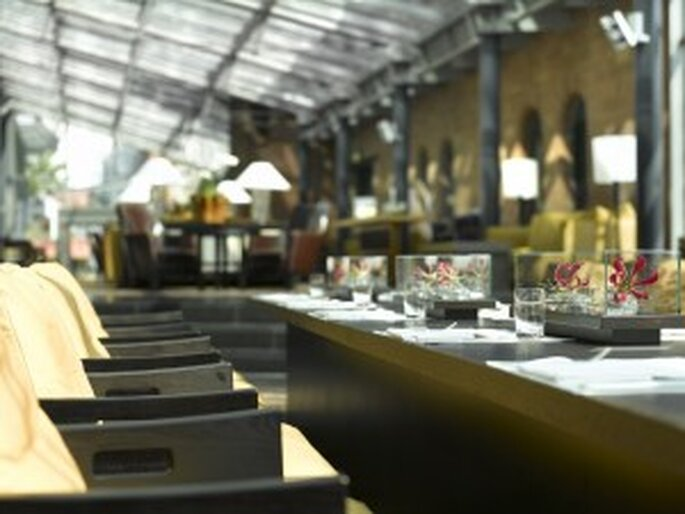 Das Hyatt Regency in Mainz ist eine luxuriöse Übernachtungsmöglichkeit- Foto Hyatt