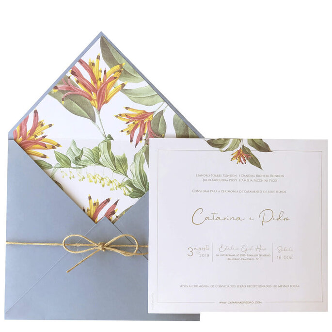 H.Levigard Convites & Co.