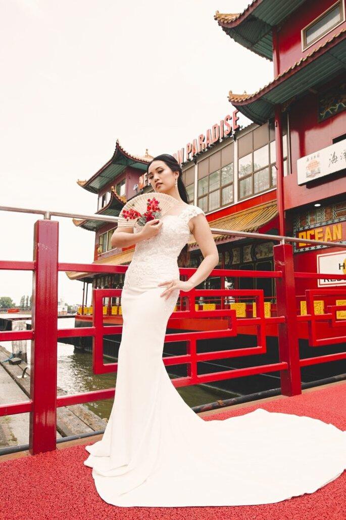 Chinese styled shoot. Foto: Rui Jun Luong