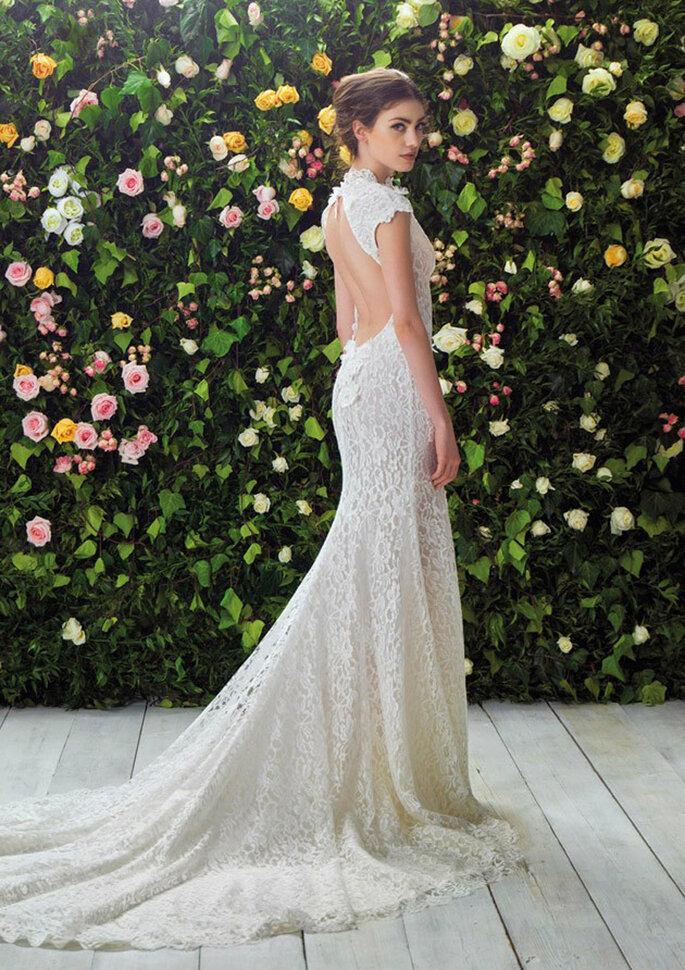 b87f9e49b7 Maggie Sottero prezentuje klasyczne suknie ślubne na wiosnę 2019