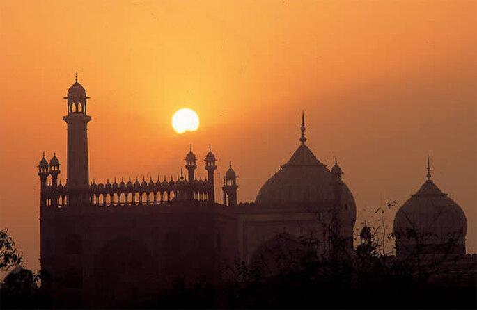 Ne manquez pas delhi et sa somptueuse mosquée
