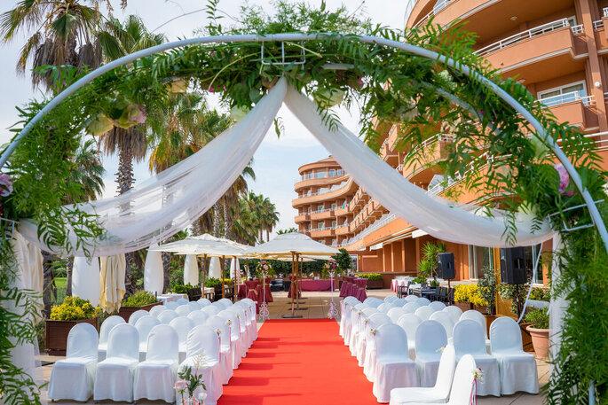 Sunway Playa Golf & Spa hotel bodas Barcelona