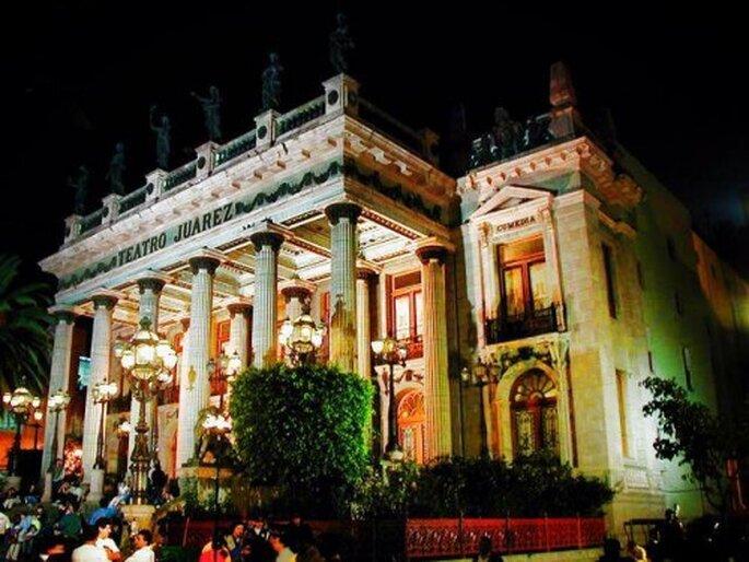 Ciudades con mucho encanto para tu luna de miel - Foto Guanajuato oficial