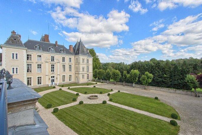 Le Château d'Adrien, lieu de réception dans l'Essonne en Ile-de-France