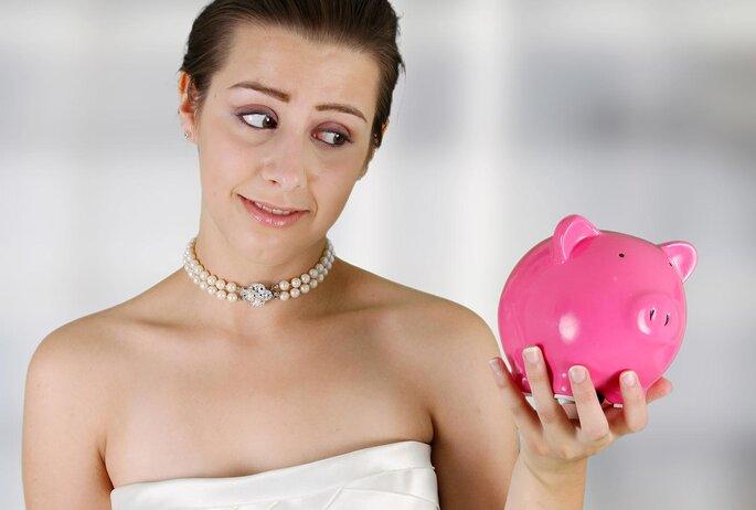 Fehler Hochzeit Budget