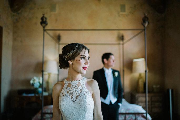 0e48f3b45 Cómo elegir el escote de mi vestido de novia. 5 consejos para acertar