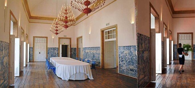 Palácio Belmonte Lisboa