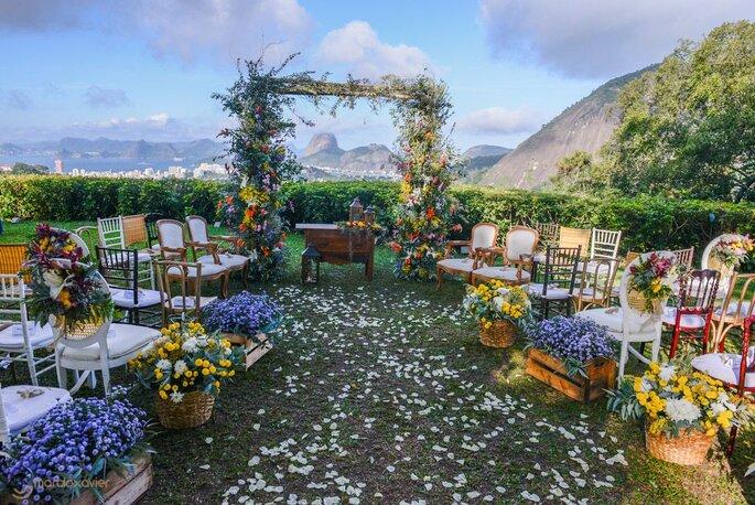 Como escolher a decoração do meu casamento