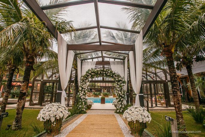Casamento na praia Santa Catarina