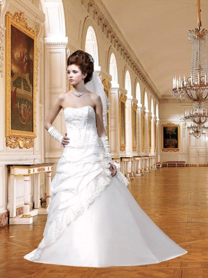 Robe de mariée Col 124-08 - Collector 2012