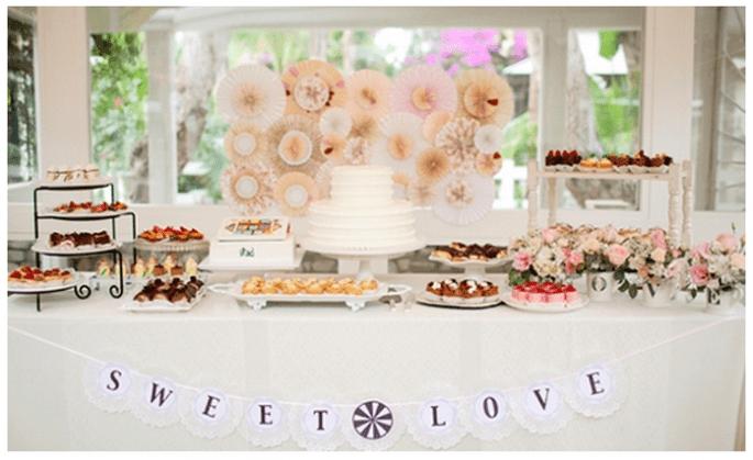 Ideas originales para una boda perfecta - Foto Phoebe Joy Photography