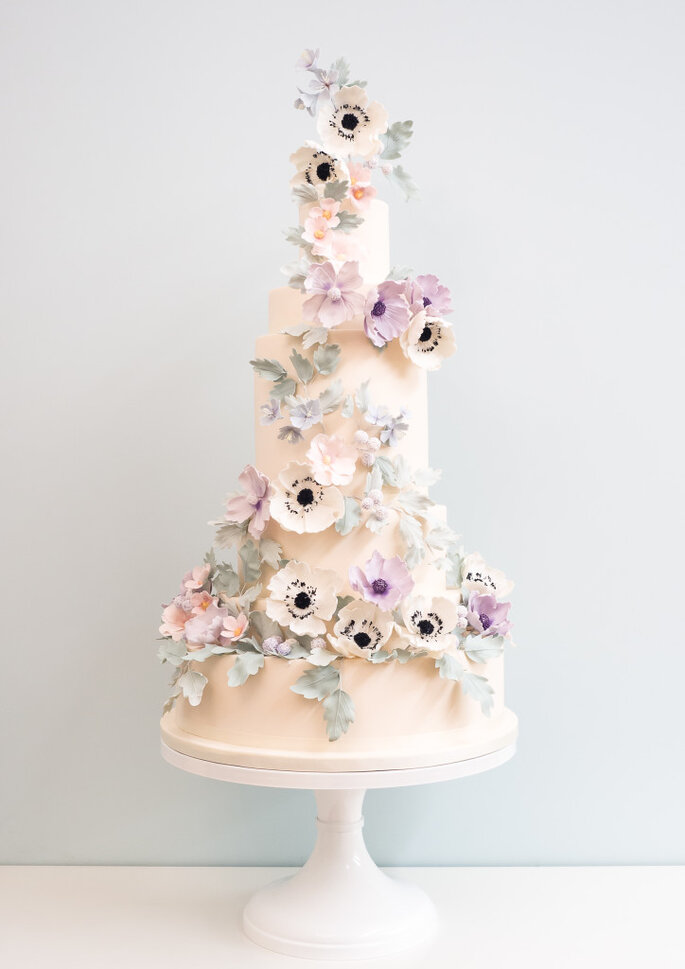 Sugar Crafted Cake Decorations
