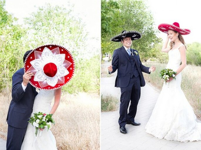 Mariage à l'étranger : originalité assurée - Photo : Sara Lobla