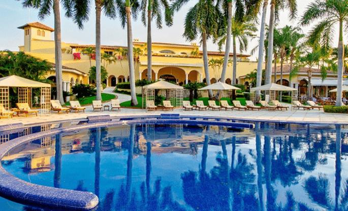 Elegir la temporada ideal es fundamental para tu boda ideal - Foto Velas Resorts